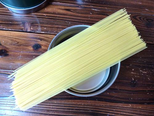 ママーのパスタ麺